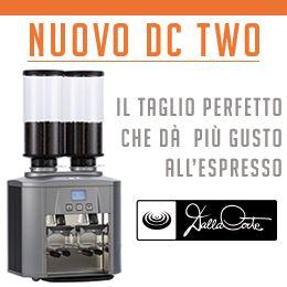 Dallacorte Il taglio perfetto che dà più gusto all'espresso