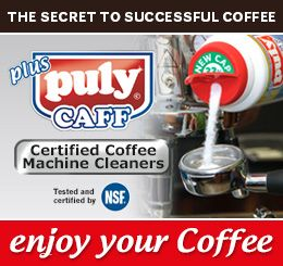 PulyCaff Certified Coffee Machine Cleaners