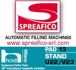 Spreafico srl Automatic Filling Machines