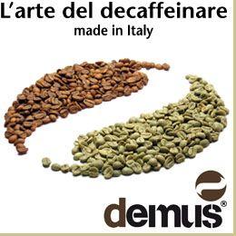 Demus L'Arte del decaffeinare