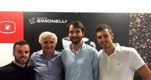 area manager Nuova simonelli
